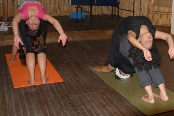 Yoga ve Resim